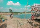 Komunitas Kaligandong Dusun Karang Gotong Royong Bangun Wisata Pemancingan